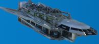 Terraformer Ship