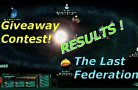 The Last Federation Giveaway Contest! – 10 Keys [RESULTS]