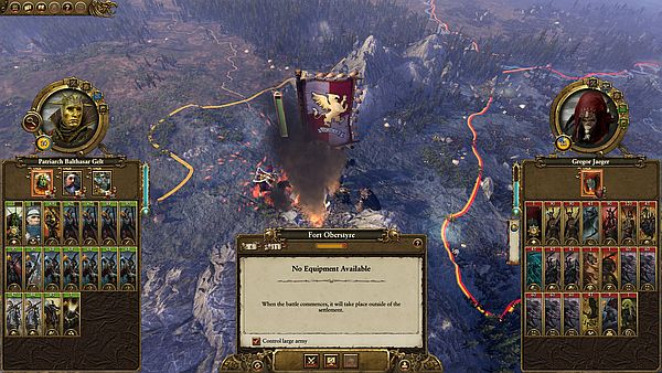 Total War: WARHAMMER - I get by with a lot of help from my friends