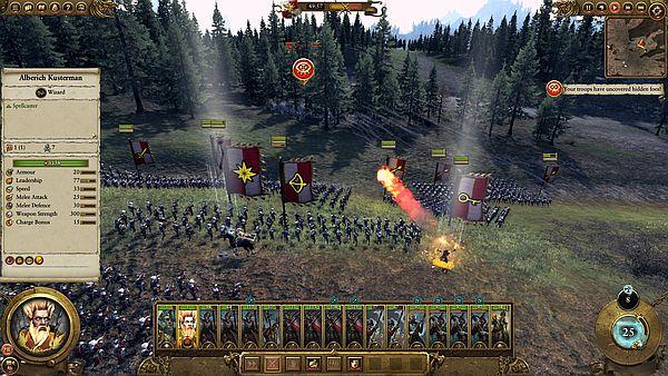 Total War: WARHAMMER - Magic brings a new twist to the Total War formula