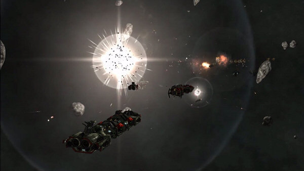 Void Destroyer | When a space sim meets real-time strategy