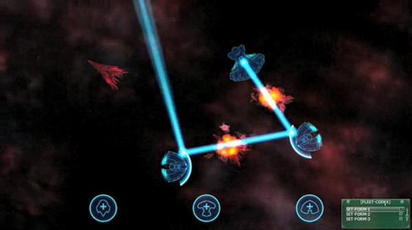 Vigrior: Maneuvre Warfare - Space combat