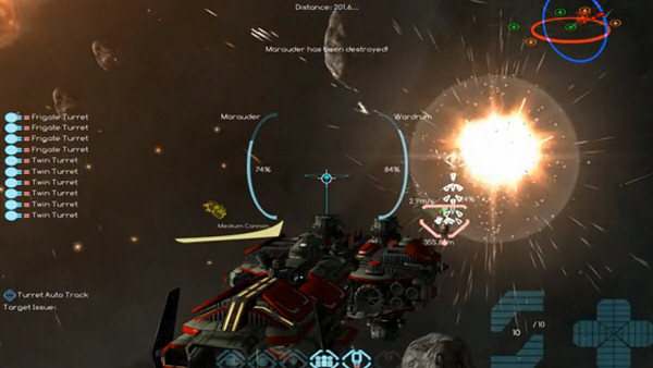 Void Destroyer | A space sim meets real-time strategy - At Kickstarter