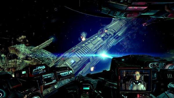 X Rebirth   Space combat trailer
