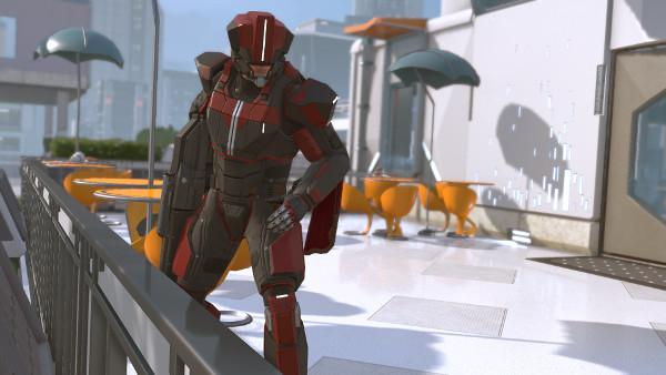 XCOM 2 | Captain