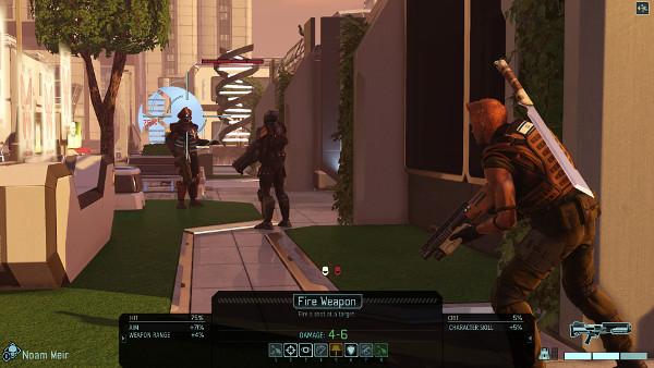 XCOM 2 | Target-HUD