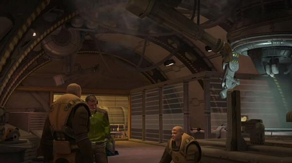 XCOM: Enemy Unknown - The Base