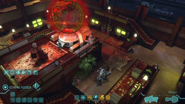 XCOM: Enemy Within - EXALT HQ