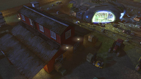 XCOM: Enemy Within | New maps (UFO crash in new different locations)