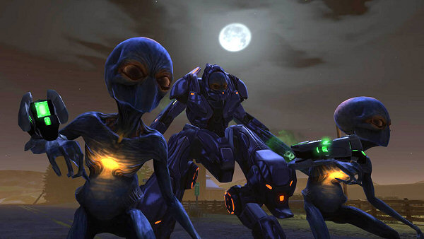 XCOM: Enemy Within | Mechtoid