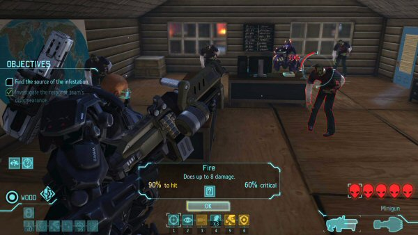 XCOM: Enemy Within screenshot 3