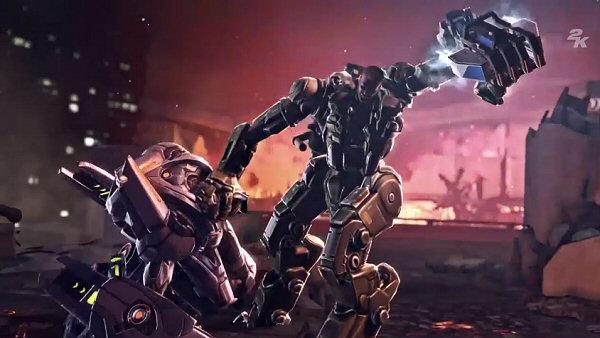 XCOM: Enemy Within | War Machines trailer