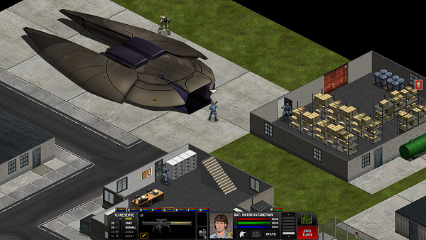 Xenonauts | A strategy and turn-based tactics game from Goldhawk Interactive